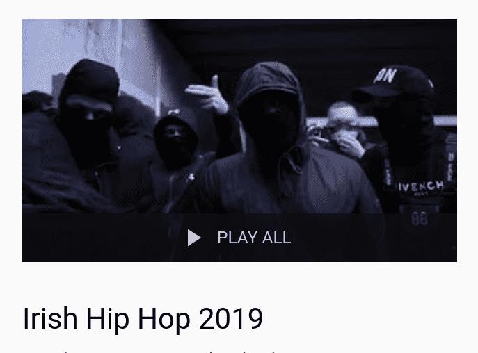 Irish Hip Hop 2019