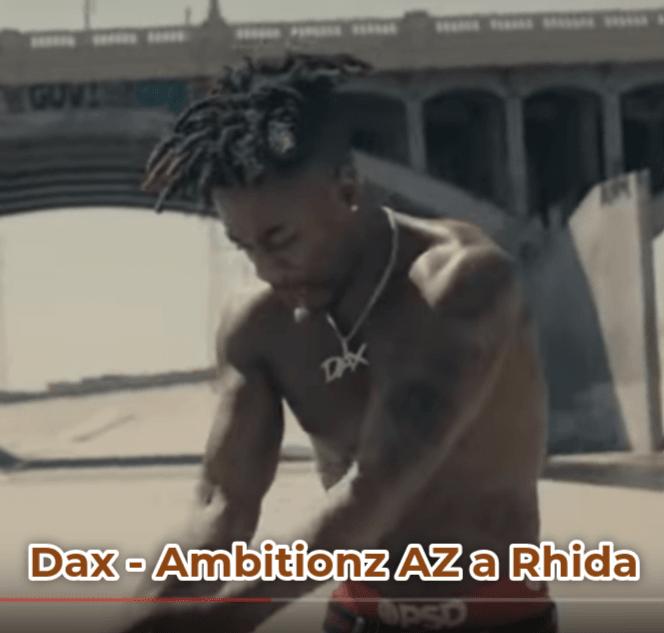 Dax – Ambitionz Az A Ridah