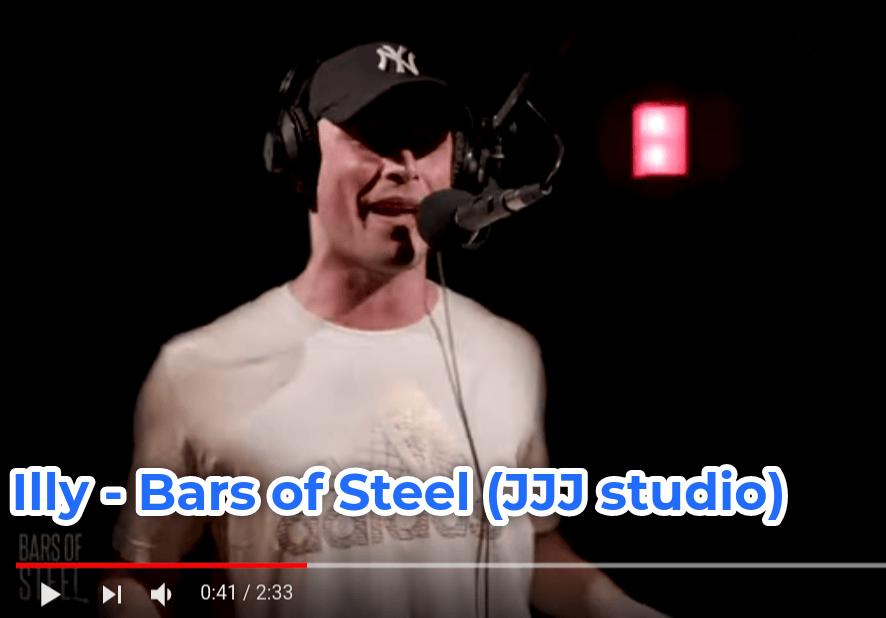 Illy – Bars of Steel (JJJ studio)